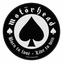 MOTÖRHEAD - BORN TO LOSE (...