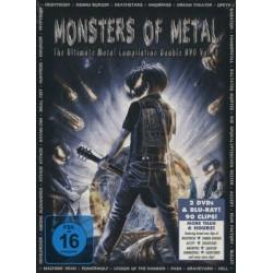 Monsters Of Metal - Vol. 8...