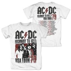 AC / DC - USA Tour 1979...