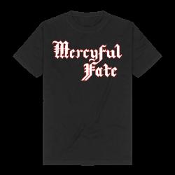 Mercyful Fate - Red Logo...