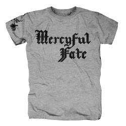 Mercyful Fate - Logo Grey...