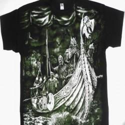 Viking T-Shirt - Front:...