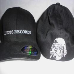 Cap - Front: Idiots Records...