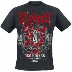 Slipknot - Iowa Star (T-Shirt)