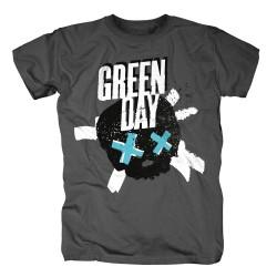 Green Day - Crossed Skull...