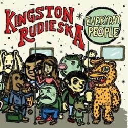 KINGSTON RUDIESKA - ( Black...