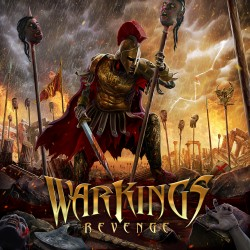 Warkings - Revenge (CD)
