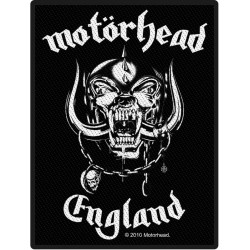 Motörhead - England ( Patch...