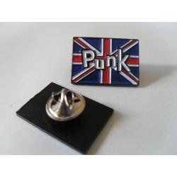 Punk - England ( Metal Pin )
