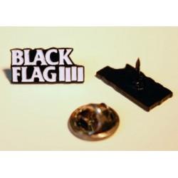 Black Flag - Logo ( Metal...