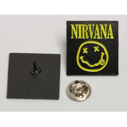 Nirvana - Smiley ( Metal Pin )