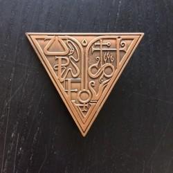 Urfaust - Sigl ( Bronze Pin )