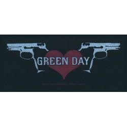 Green Day - Guns logo...