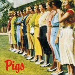 Ambush - Pigs (CD)