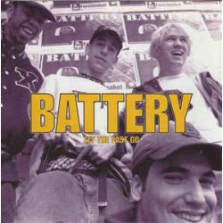 Battery - Let The Past Go (CD)