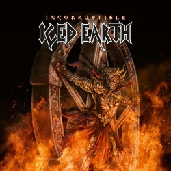 Iced Earth - Incorruptible (Deluxe CD + Double 10inch Red + Artbook) Limited To 3000 Copies
