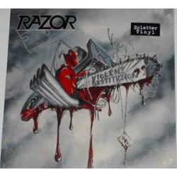 RAZOR - Violent Restitution...