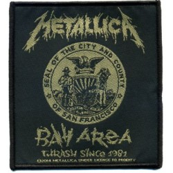 METALLICA - Bay Area Thrash...