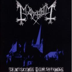 Mayhem - De Mysteriis Dom...