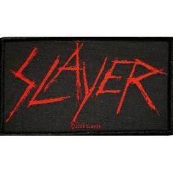 SLAYER - Scratch Logo (...