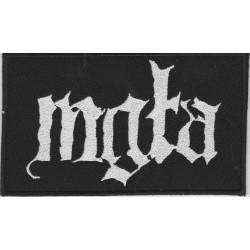 MGLA - Patch (Gestickt)