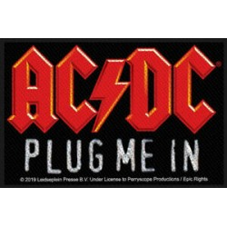 AC/DC - PLUG ME IN  ( PATCH...