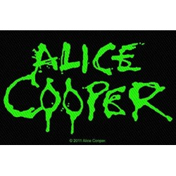 ALICE COOPER - Logo ( Patch...