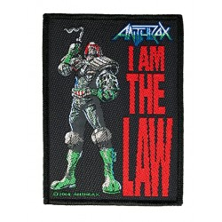 ANTHRAX - I AM THE LAW (...