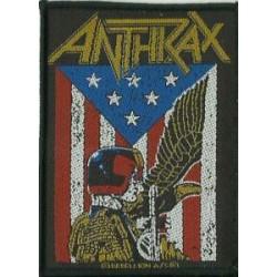 ANTHRAX - JUDGE DREAD (...