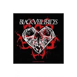 BLACK VEIL BRIDE - SKULL...