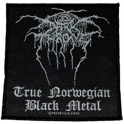 DARKTHRONE - TRUE NORWEIGAN...