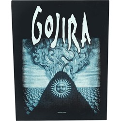 GOJIRA - MAGMA ( Patch ca....