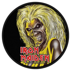 IRON MAIDEN - KILLER FACE (...