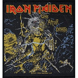 IRON MAIDEN - LIVE AFTER...