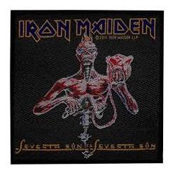 IRON MAIDEN - SEVENTH SON (...