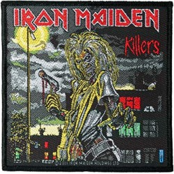 IRON MAIDEN - KILLERS (...