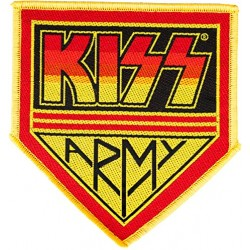 KISS - ARMY BADGE ( Patch...
