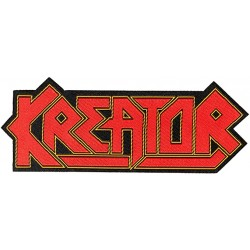 KREATOR - LOGO CUT - OUT (...