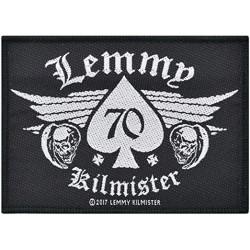 LEMMY - 70 ( Patch ca. 10 x...