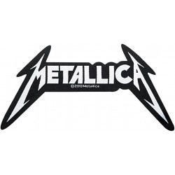 METALLICA - SHAPED LOGO (...