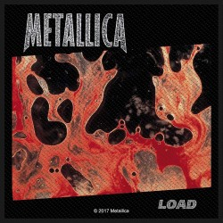 METALLICA - LOAD ( Patch...