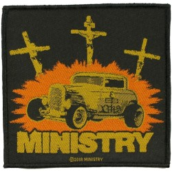 MINISTRY - JESUS BUILT MY...