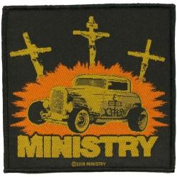 MINISTRY - JESUS BUILT MY...