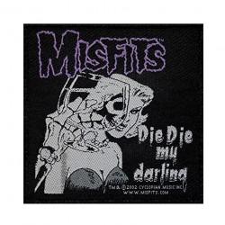 MISFITS - DIE DIE MY...