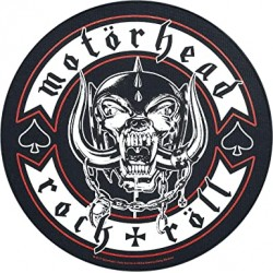 MOTÖRHEAD - BIKER BADGE (...