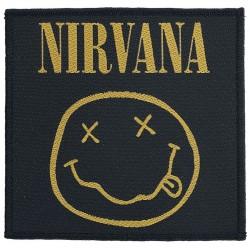 NIRVANA - SMILEY ( Patch...