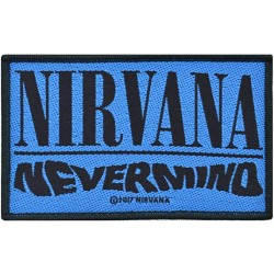 NIRVANA - NEVERMIND LOGO  (...