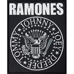 RAMONES - CLASSIC SEAL (...