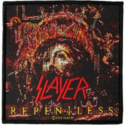 SLAYER - REPENTLESS ( Patch...