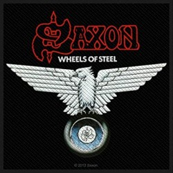 SAXON - WHEELS OF STEEL (...